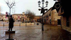 Ayuntamiento de Moral de Calatrava.